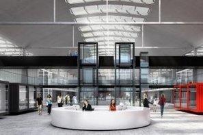 Le méga-incubateur parisien financé par Xavier Niel en images | Bootstrappers | Scoop.it