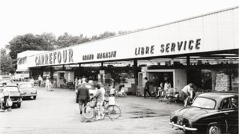 À 50 ans, l'hypermarché inventé par Carrefour résiste à la concurrence - Le Figaro | la grande distibution | Scoop.it