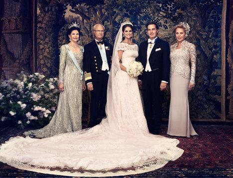 Las fotos oficiales de la boda - Revista Semana | Tu Foto de Bodas | Scoop.it