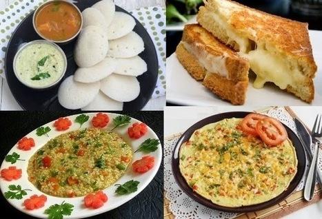 Kids Friendly Healthy Breakfast Recipes | Recipes | Scoop.it