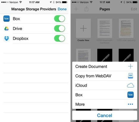 Cloud storage in iOS 8.1 doesn't work as you expect | Cloud Central | Scoop.it
