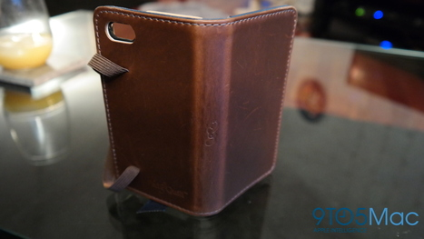 Review: The nicest iPhone case I've ever used — Pad & Quill's leather Luxury Pocket Book | Macwidgets..some mac news clips | Scoop.it