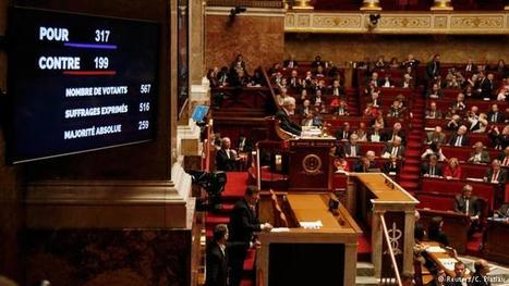 French parliament passes controversial constitutional reforms | DW.COM | | The France News Net - Latest stories | Scoop.it