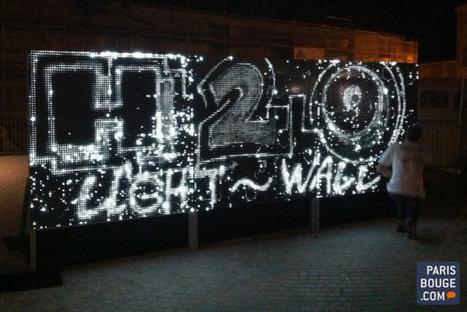 #StreetArt : l'exposition 2.0 de la fondation EDF | Tnarts | Scoop.it