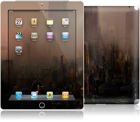 My iPad just got a new look, thanks to GelaSkins - Very cool! | MarketingHits | Scoop.it