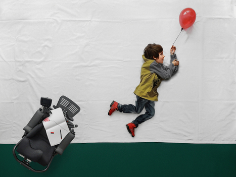 Le Petit Prince, Photo Series Imagines an Ordinary Life for a Boy with Muscular Dystrophy | Differently Abled and Our Glorious Gadgets | Scoop.it
