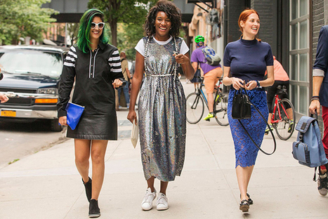 Fashion Week Suffers Yet Another Huge Loss - Refinery29 | Competitive Intelligence | Scoop.it