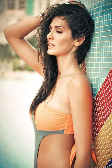 In Pictures : Bruna Abdullah strips down in Bikini for Mandate magazine | Celebrity latest News and Photos (Bollywood and hollywood) | Scoop.it