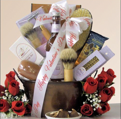 Gift Basket Ideas for Valentine's Day - Make your ideas Art | holiday gifts | Scoop.it
