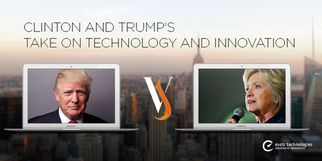 Clinton and Trump's take on Technology and Innovation | Esolz Technologies | Scoop.it