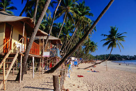 Valentines Special Package for Palolem Beach, Goa - Enjoy the Scenic Sea View Lined With Towering Coconut Palms   30 Valentine's Day Tours Packages With Travmantra   Scoop.it