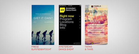 Mobile Design Trends | Mobile (Post-PC) in Higher Education | Scoop.it
