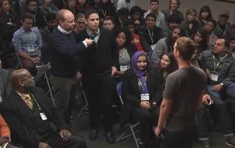 Mark Zuckerberg's advice to parents: Don't ban Facebook - Today.com | Tehsil | Scoop.it