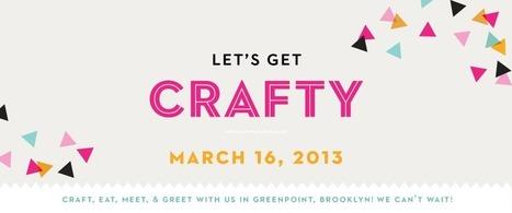 Brooklyn Craft Camp   DIY extravaganza on March 16, 2013   Fab(rication)Lab(oratories)   Scoop.it