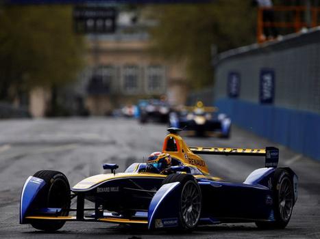 Formula E: l'ePrix tedesco va a Buemi davanti ad Abt e Di Grassi | Mobilità ecosostenibile: auto e moto elettriche, ibride, innovative | Scoop.it