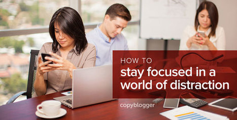 Is Social Media Making Us Dumb? - Copyblogger | digital marketing strategy | Scoop.it