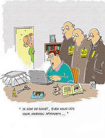 HanzeBlog: Auteursrechtorganisaties bundelen krachte