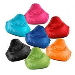Make Any Room Look Fabulous With Designer Bean Bags! | Cool Outdoor Furniture | Scoop.it