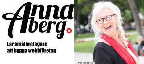 # 16 Anna Aberg podcast om att göra podcast - annaaberg.se | Skolbiblioteket och lärande | Scoop.it