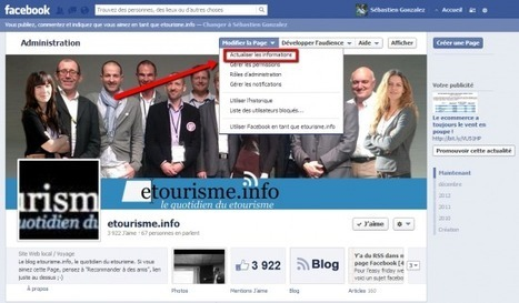Rappel utile : Groupe, page, profil… le point sur votre communication sur Facebook | Social Media and E-Marketing | Scoop.it