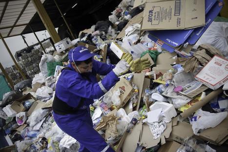 FOMIN_BID: Recicladores impulsan la Economía Circular en Latinoamérica | De #Residuos y la #EconomíaCircular... | Scoop.it