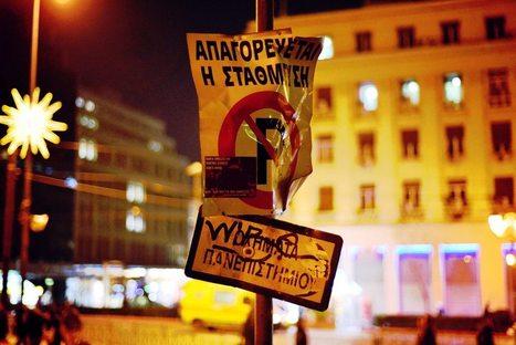 Christos Chryssopoulos Disjonction #2 : Athènes cité-ruine | Ambiances, Architectures, Urbanités | Scoop.it