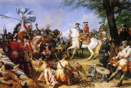 11 mai 1745, le Maréchal de Saxe victorieux à Fontenoy | Racines de l'Art | Scoop.it