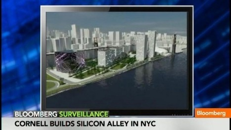 What NYC's Very Own Silicon Alley Will Look Like: Video | Silicon Alley Musings | Scoop.it