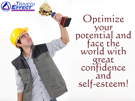 Improve self-confidence by optimizing your potential through The Trivedi Effect® | Mahendra Trivedi | Scoop.it