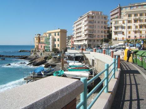 Genova, Quinto al Mare, Via Divisione Acqui, a pochi passi dalla spiaggia di Bagnara | Le proposte immobiliari di Andrea Bertani | Scoop.it