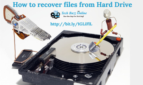 Hard Disk data recovery: Recover files from Hard Drive | Tech Buzz | Scoop.it