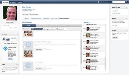 How Gamification Fuels the Social Enterprise | Do the Enterprise 2.0! | Scoop.it