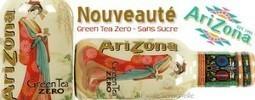 Arizona green tea zero - Nouveau - Voyage des sens | Escale Sensorielle...une boutique pleine de sens | Scoop.it