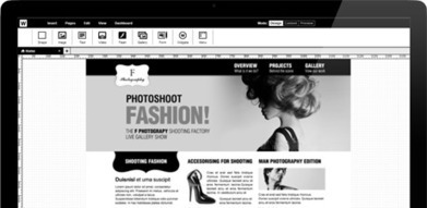 Professional Website Design Software for Designers | Create a Website | Webydo | Time to Learn | Scoop.it