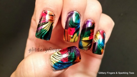 Best nail art bloggers series-Dionne Klein | Beauty and makeup | Scoop.it