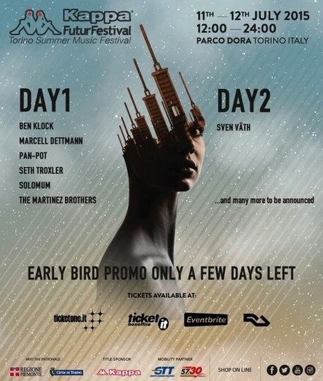 Meet the techno and house festival worth a holiday to Italy | DJing | Scoop.it