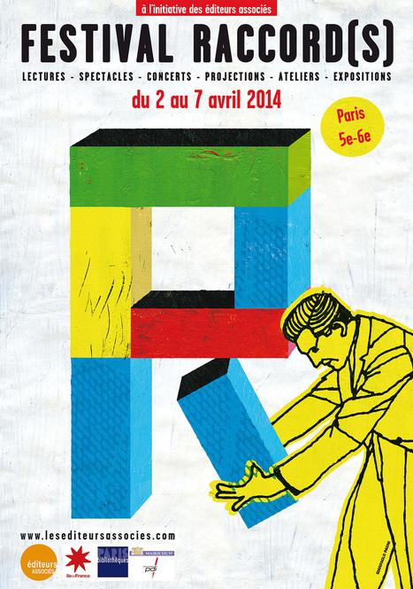 [Livre] Festival Raccord(s) jusqu'au 7 avril à Paris | Communication - Edition_Mode Pause | Scoop.it