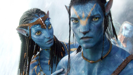 'Avatar': James Cameron now plans three sequels, hires writers | On Hollywood Film Industry | Scoop.it