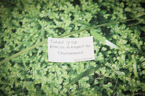 Exhibit Group promet de protéger l'environnement! | RSE - L'empreinte écologique et la démarche « Qualité » | Scoop.it