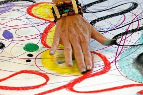 Art Therapy for Alzheimer's and Dementia   Neurological Disorders   Scoop.it