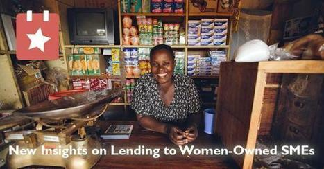 Women's Leadership in Small and Medium Enterprises: WLSME.org   Learning to lead   Scoop.it