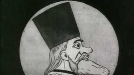 This trippy anti-capitalist cartoon was the USSR's first animated film - io9   Machinimania   Scoop.it