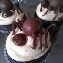 Spider Cupcakes | Cupcakes | Scoop.it