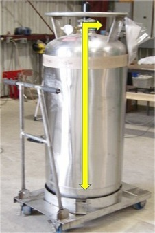 Cryogenic News: Cryogenic Liquid Cylinder Operation- Part 1 ... | Oxigen gasifier | Scoop.it