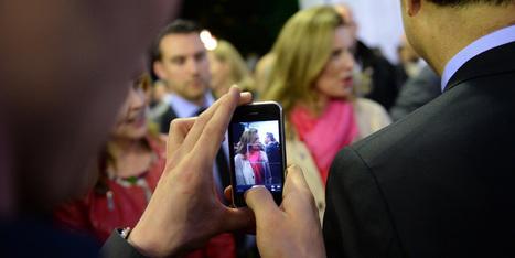 La progressive disparition numérique de Valérie Trierweiler en tant que première dame | Politiscreen | Scoop.it