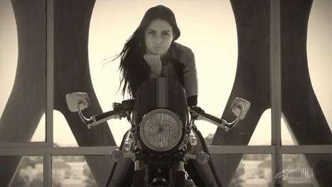 [video] ALPINESTARS VIKA | Vintage Motorbikes | Scoop.it