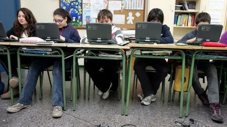 Los alumnos españoles pierden 20 puntos en PISA al leer en Internet | Classic languages | Scoop.it