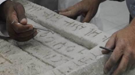 Découverte majeure (et bilingue) pour une équipe d'archéologues belges | Observatoire Mémoire et Patrimoine au Liban et en Syrie | Scoop.it