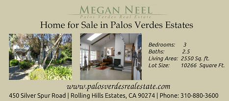 Property for Sale in Palos Verdes Estates | Megan Neel Real Estate | Scoop.it