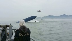 Diver searching sunken ferry off South Korea dies | All about South Korea, from geography to culture... | Scoop.it